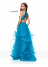 Clarisse Dress 3815 Halter & Ruffles | Prom 2019