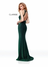 Clarisse Dress 3745 Jewel Neckline Gown | 4 Colors | Prom 2019