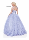 Clarisse Dress 3810 Lilac Ruffled Prom Dress | Prom 2019
