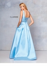 Clarisse Dress 3742 Mikado Ball Gown | 4 Colors | Promgirl.net