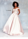 Clarisse Dress 3866 Feminine Off The Shoulder Ball Gown   Prom 2019