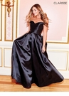 Off the Shoulder Ball Gown 3442 | 8 Colors!