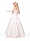 Clarisse Dress 3758 Lace Off The Shoulder Ball Gown | Prom 2019