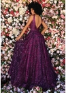 Prom ball gown 800309