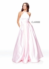 Satin Ball Gown 3489 | 5 Colors!