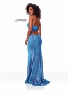 Clarisse Dress 3769 Strapless Iridescent Gown | Prom 2019