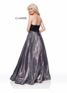 Clarisse Dress 3710 Two-Toned Strapless Prom Dress | Prom 2019