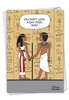 Humorous Birthday Card From NobleWorksInc.com - Ancient Compliment