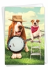 Funny Anniversary Card From NobleWorksInc.com - Beautiful Music