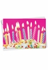 Artistic Birthday Card From NobleWorksInc.com - Candles