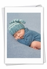 Creative Baby Card From NobleWorksInc.com - Blissful Babies - Boy