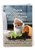 Funny Birthday Card From NobleWorksInc.com - Boo's Plant Fainted