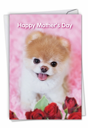 Funny Mother's Day Card From NobleWorksInc.com - Boo-tiful Mom
