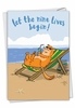 Hysterical Retirement Card From NobleWorksInc.com - Cat Retirement