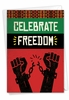 Beautiful Juneteenth Card From NobleWorksInc.com - Celebrate Freedom
