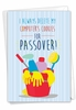 Hilarious Passover Card From NobleWorksInc.com - Computer Cookies