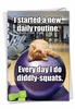 Hilarious Retirement Card From NobleWorksInc.com - Diddly Squats