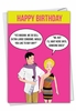 Humorous Birthday Card From NobleWorksInc.com - Extra-Large Condoms