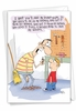 Hysterical Father's Day Card From NobleWorksInc.com - Family Pocket Knife