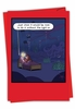 Hysterical Valentine's Day Card From NobleWorksInc.com - Fish Light