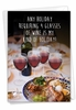 Humorous Passover Card From NobleWorksInc.com - Four Glasses of Wine