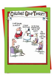 Group Therapy Christmas