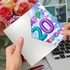 Humorous Milestone Birthday Card From NobleWorksInc.com - Inflated Messages - 20