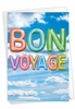 Stylish Bon Voyage Card From NobleWorksInc.com - Inflated Messages - Bon Voyage