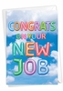 Creative New Job Card From NobleWorksInc.com - Inflated Messages - New Job