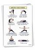 Funny Birthday Card From NobleWorksInc.com - Midlife Yoga Poses