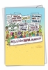 Funny Mother's Day Card From NobleWorksInc.com - Million Mom March