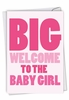 Hysterical Baby Card From NobleWorksInc.com - New Baby Girl