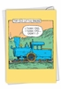 Funny Birthday Card From NobleWorksInc.com - Old Little Engine