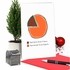 Hysterical Merry Christmas Card From NobleWorksInc.com - Pumpkin Pie Chart