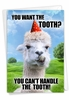 Hilarious Birthday Card From NobleWorksInc.com - The Tooth