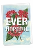 Stylish Blank Friendship Card From NobleWorksInc.com - Timely Thoughts - Ever Hopeful