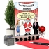 Humorous Christmas Thank You Card From NobleWorksInc.com - Toy Maker Awards