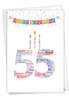 Funny Milestone Birthday Card From NobleWorksInc.com - Word Count-55
