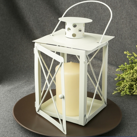 9 1/4 Inch Tall Lantern Table Centerpiece