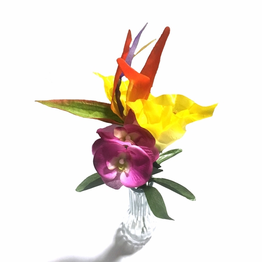 Artificial Hawaiian Flower Bunch