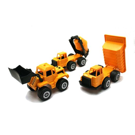Construction Truck Sold Individually
