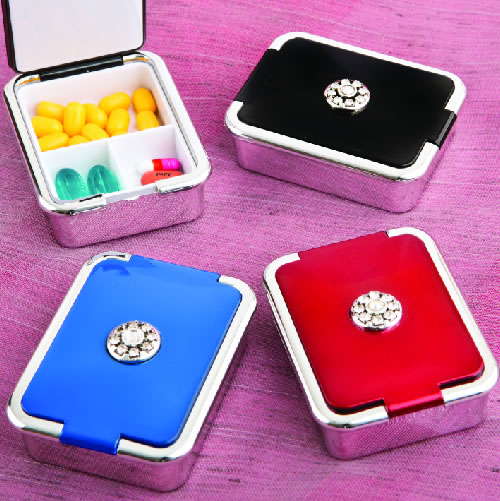 Elegant Pill Box