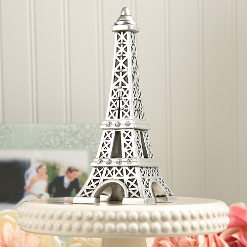 From Paris with Love Collection Eiffel Tower Centerpiece / Cake Topper