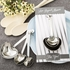 Love Beyond Measure Collection Set of Stainless Heart Shaped Measuring Spoons