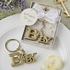 Luxurious Gold Baby Themed Key Chain