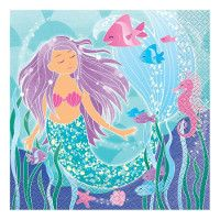 Mermaid Decorations & Party Supplies