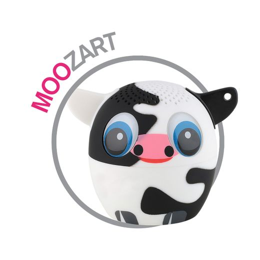 MOOzart Cow My Audio Pet Bluetooth Speaker