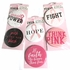 Pink Ribbon Pink Power Two Pack Buttons