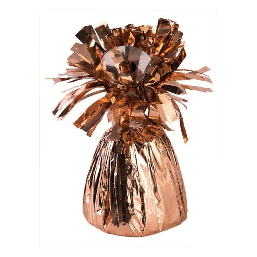 Rose Gold Balloon Weight