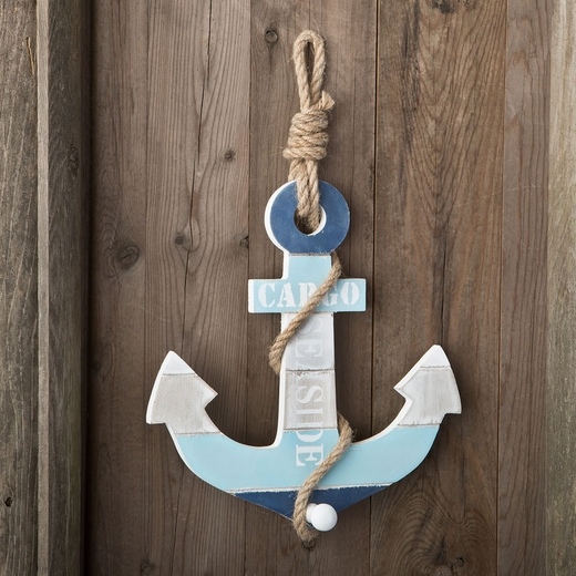 Stunning Anchor Hanger with Single Knob